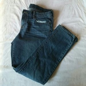 Old Navy Short Length Flirt Skinny Jeans